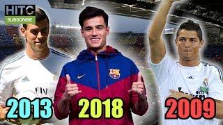 16 Stars La Liga Took From England (2003-2018)