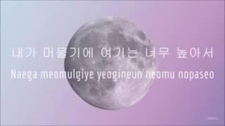 문문 (MoonMoon) - 비행운 (Contrail) HAN/ROM/ENG/JPN Lyrics (Turn on CC)
