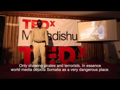 My Life As A Blind Journalist Talking Peace In The Most Dangerous City: Kalga'al At TEDxMogadishu - Smashpipe Nonprofit