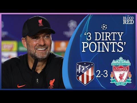 Jurgen Klopp on Diego Simeone Handshake Snub   Press Conference   Atletico Madrid 2-3 Liverpool