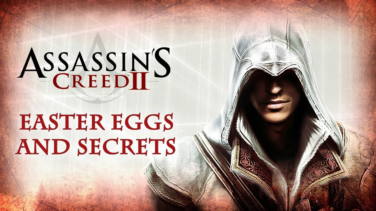 Assassin's Creed 2 Easter Eggs and Secrets - YouTube