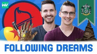The Super Carlin Brothers Story: Following Dreams