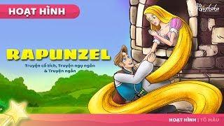 Rapunzel (Mới) câu chuyện cổ tích - Truyện cổ tích việt nam - Hoạt hình cho Trẻ Em