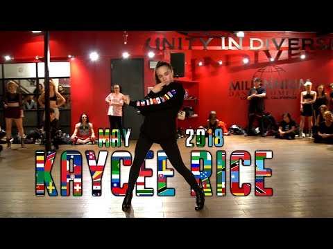 Kaycee Rice - May 2018 Dances