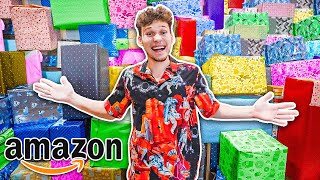 Surprising 2HYPE With 100 Mystery Amazon Presents!