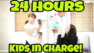 If Kids Were In Charge! 24 Hours Yes Day!