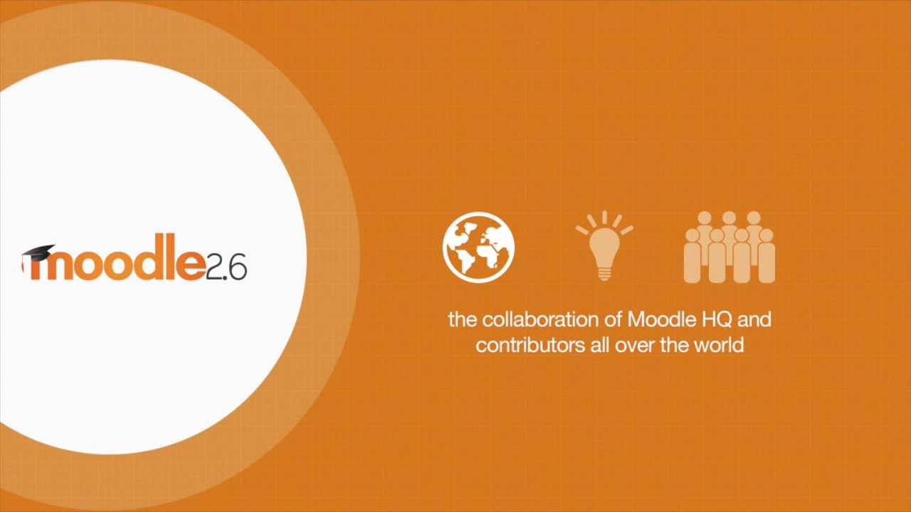 Moodle 2.6 Overview - YouTube