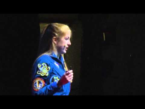 What's Your Mars? Abigail Harrison At TEDxTampaBay - Smashpipe Tech