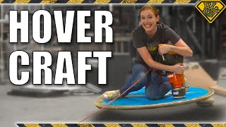 Lighter Than Air! Easy DIY Hovercraft on a Budget
