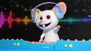 Kaboochi | Dance Song for Kids | Music for Children | Fun Songs for Babies by Little Treehouse