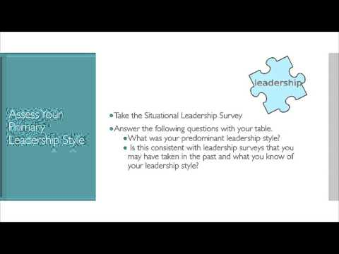 Optimizing Leadership - April 13, 2016