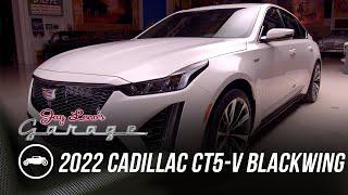 2022 Cadillac CT5-V Blackwing - Jay Leno's Garage