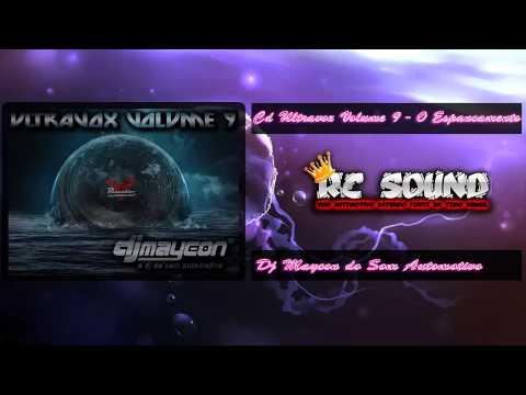 Baixar CD Ultravox Volume 9 Completo - O Espancamento - DJ Maycon