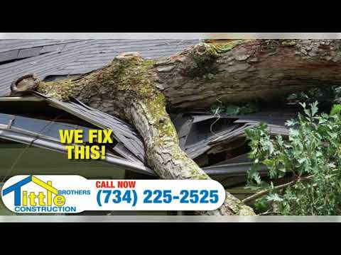 Roofing, Siding, Additions & More | Tittle Brothers Construction | Lincoln Park MI, Southgate MI