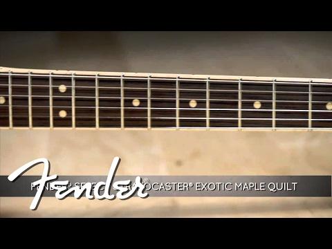 New Fender Select Models for 2014
