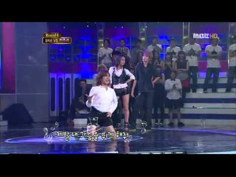 [ Star Dance Battle ] [ 100923] Jung Juro + KiKwang (Beast)  - I Need A Boy