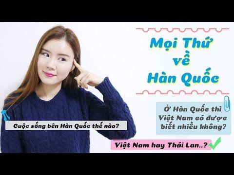 {Q&A} Mọi Thứ về Hàn Quốc!