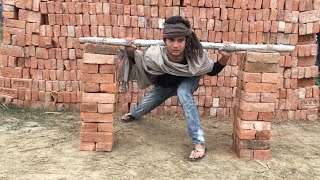First funny video in Azamgarh|best fun 2018| funny video |Atif sheikh
