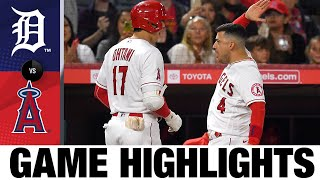Tigers vs. Angels Game Highlights (6/18/21) | MLB Highlights