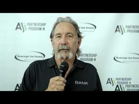 Average Joe Invest Testimonial - William Weinstock