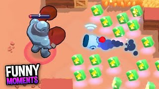 PERFECT TIMING Use GADGETs 🎯 Brawl Stars 2020 Fails, Funny Moments & Glitches
