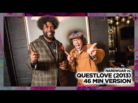 Nardwuar vs. Questlove(2013) - 46 min Version
