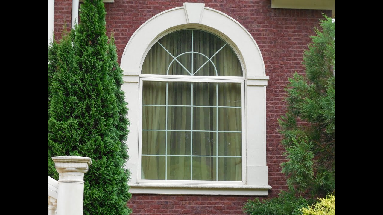 Beautiful house window designs part 1 home repair - Window design for home ...