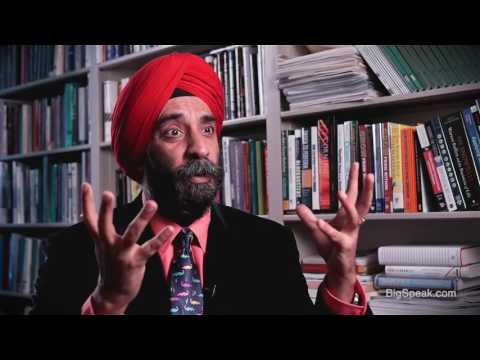 Mohan Sawhney - The Power of Storytelling