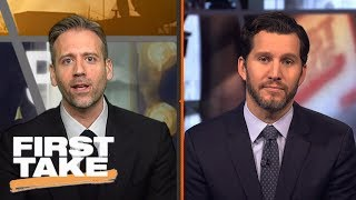 Max and Will argue NFL increasing player safety | First Take | ESPN
