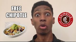 How to Get FREE Extras at Chipotle!: The ULTIMATE Chipotle Bowl