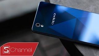Schannel - Mở hộp Mirror 5 màu xanh độc đáo : Đẹp lấp lánh