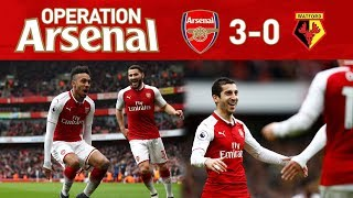 ARSENAL 3-0 WATFORD - TWO WINS IN A ROW!?