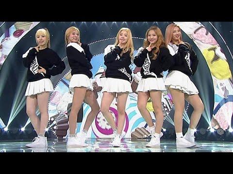 레드벨벳(Red Velvet) - Ice Cream Cake @인기가요 Inkigayo 20150419