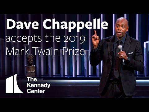 Dave Chappelle Acceptance Speech | 2019 Mark Twain Prize