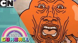 The Amazing World of Gumball | Censor Everything | Cartoon Network