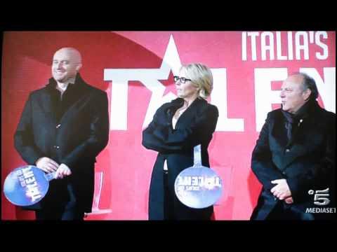 Italia's got talent mai dire eventi