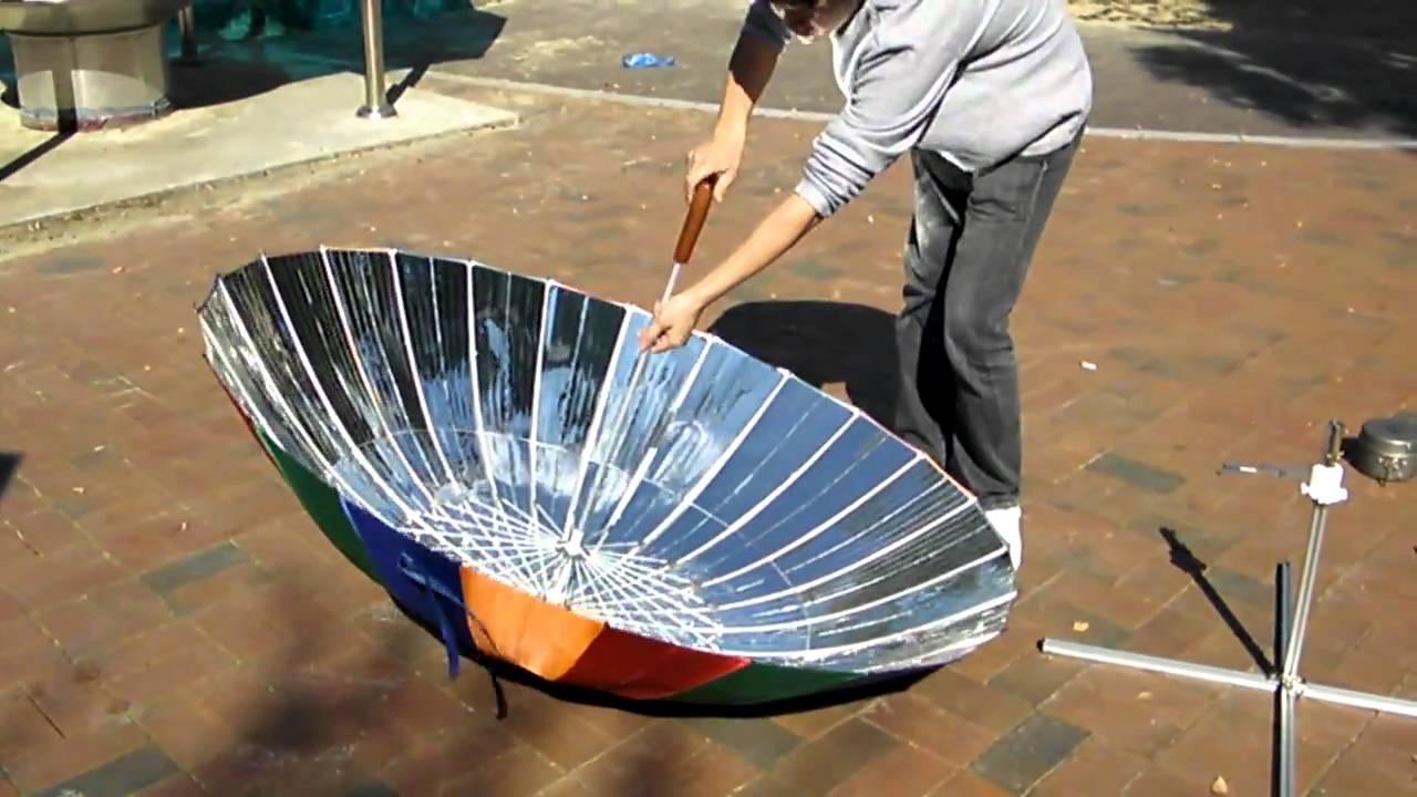 Solar Cooker Youtube