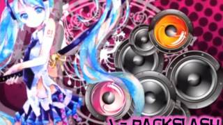 初音ミク  Hatsune Miku - \ - Backslash