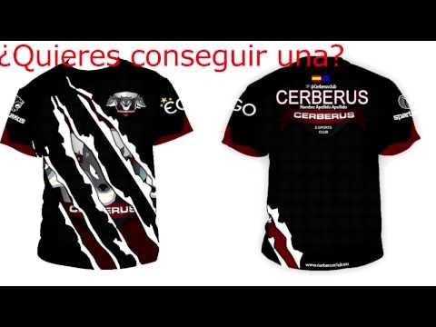 Sorteo Camisetas Cerberus Club Temporada 2014   #GoCerberus