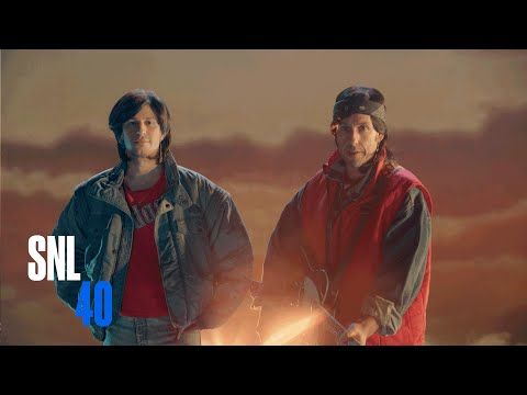 Digital Short: That's When You Break - SNL 40th Anniversary Special