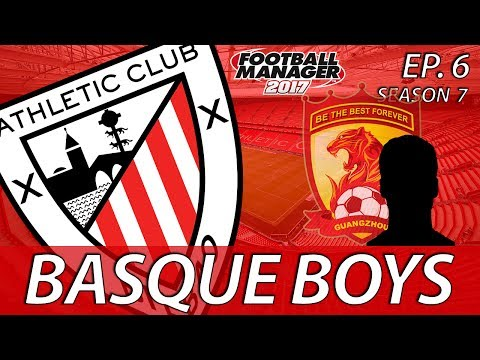 Basque Boys | S07E06 | POTENTIAL TRANSFER SHAKE UP | Football Manager 2017