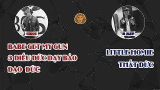 『2017 BATTLE』 RICHCHOI VS. BRAY (FULL) | VIDEO LYRIC