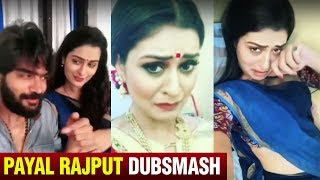 RX100 Karthikeya & Payal Rajput's funny dubsmash video..