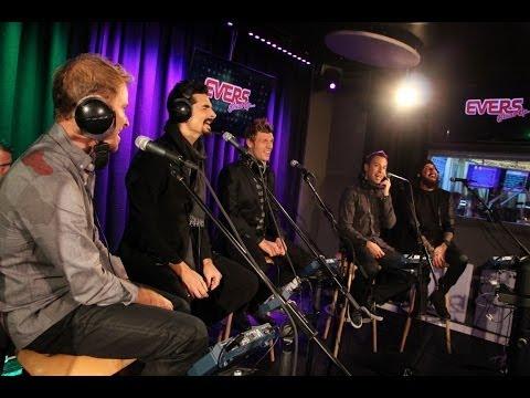 Backstreet Boys - As Long As You Love Me | Live bij Evers Staat Op