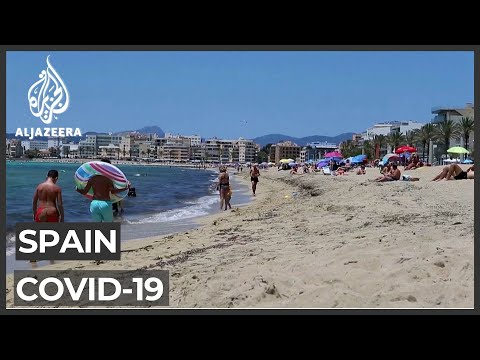 Spain lifts coronavirus state of emergency and reopens borders