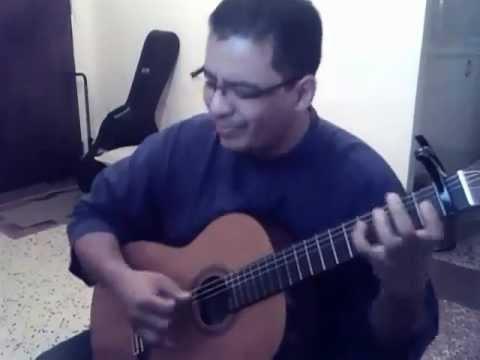 REBELIÓN-Joe Arroyo-COVER (GUITARRA CON SALSA #21)