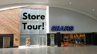 STORE TOUR: Sears, Merle Hay Mall, Des Moines, IA (STORE CLOSING)