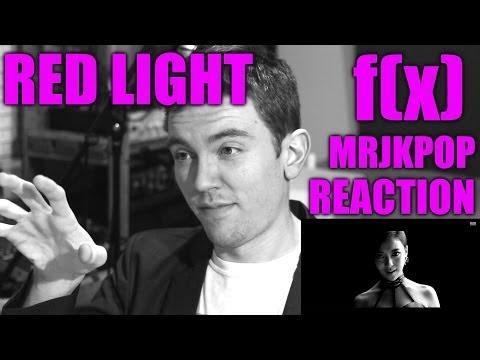 F(x) 에프엑스 [ Fx ] Red Light Reaction - MRJKPOP