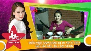 Hotgirl Sam giản dị xin ở trọ trổ tài nấu ăn khiến chủ nhà bất ngờ 💏