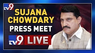 Sujana Chowdary Press Meet LIVE- Delhi..
